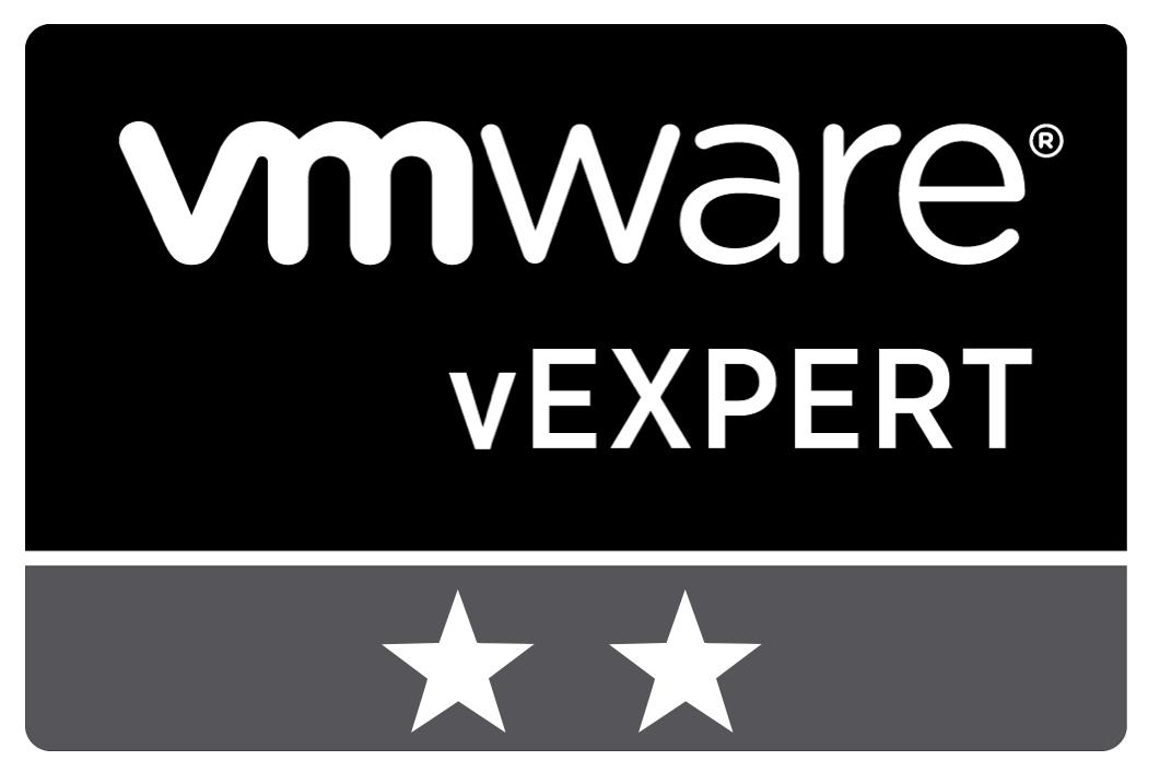 Vmware-vexpert